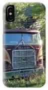 Last Ride IPhone Case