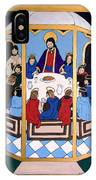 Last Supper IPhone Case