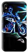 Late Night Street Racing IPhone Case