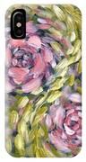 Late Summer Whirl IPhone Case