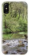 Lathkill River IPhone Case