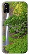 Latourell Falls Oregon IPhone Case
