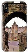 Launceston Castle South Gatehouse IPhone Case