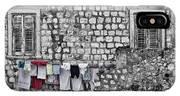 Laundry Line - Dubrovnik Croatia #3 IPhone Case