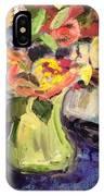Laura's Antique Vase IPhone Case