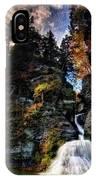 Laurelindorinan IPhone Case