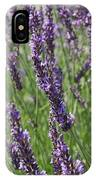 Lavendar IPhone Case