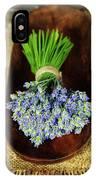 Lavender Flower  IPhone Case