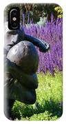 Lavender Lovers IPhone Case
