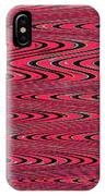 Lavender Metal Panel Abstract IPhone Case