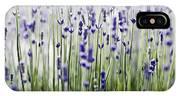 Lavender Patterns IPhone Case