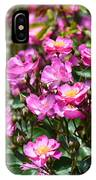 Lavender Roses IPhone Case