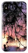 Lavender Sunset IPhone Case