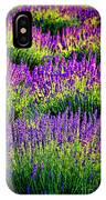 Lavenderous Harmony IPhone Case