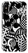 Law Of Polarity IPhone Case