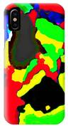 Layered Colors IPhone Case