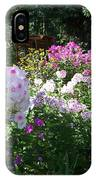 Layered Florals IPhone Case