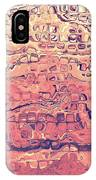 Layers Of Sand IPhone Case