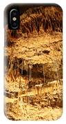 Layers Of Time - Cave IPhone Case