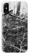 Layers Of Time Passed IPhone Case
