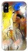 Le Tour De France 05 IPhone Case