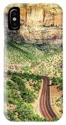 Lead Me To Zion IPhone Case