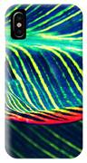 Leaf Abstract 8 IPhone Case