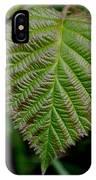 Leaf IPhone X Case