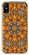 Leaf Glow IPhone Case