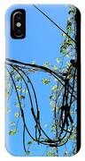 Leaf Lines IPhone Case