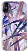 Leaf Tips IPhone Case