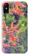Leafs 008 IPhone Case