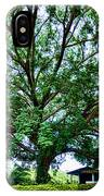 Leafy Tree IPhone Case