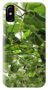 Leafy Vines IPhone Case