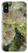 Leaves And Moss IPhone Case