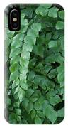 Leaves Cascading IPhone Case