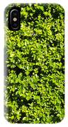 Privacy Hedge IPhone Case