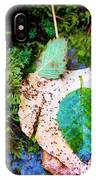 Leaves In A Pile IPhone Case
