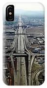 Leaving Las Vegas IPhone Case