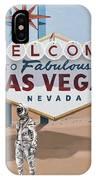 Leaving Las Vegas IPhone Case by Scott Listfield