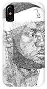 Lebron James IPhone Case
