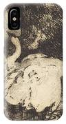 Leda Bathing (l?da Au Bain) IPhone Case