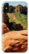 Lee Mountain 05-028 IPhone Case