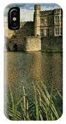 Leeds Castle In Kent IPhone Case