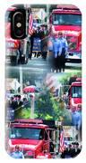 Leeds Fire Dept. 1 IPhone Case
