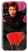 Legend Of Bowie  IPhone Case