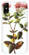 Lehua Ohia Art IPhone Case