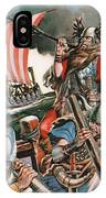 Leif Ericsson, The Viking Who Found America IPhone Case