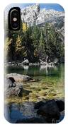 Leigh Lake Cove IPhone Case