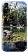 Leigh Lake Cove IPhone Case